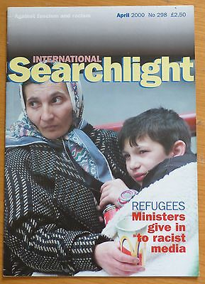 Searchlight 298 - Apr 2000 - The International Anti-Fascist Monthly (NF/BNP)