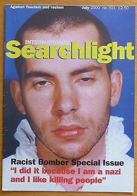 Searchlight 301 - Jul 2000 - The International Anti-Fascist Monthly (NF/BNP)