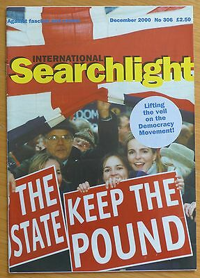 Searchlight 306 - Dec 2000 - The International Anti-Fascist Monthly (NF/BNP)