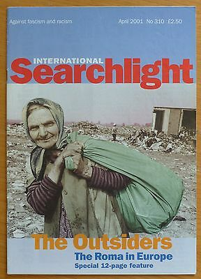 Searchlight 310 - Apr 2001 - The International Anti-Fascist Monthly (NF/BNP)