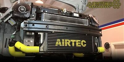 Fiat 500 Abarth 60mm Core Airtec Intercooler Upgrade