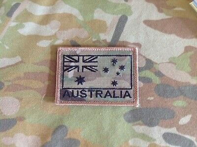 Iraq Afghanistan Multicam ANF Velcro Patch