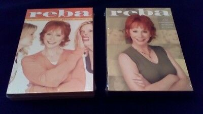 Reba The Complete First & Second Seasons Unopen