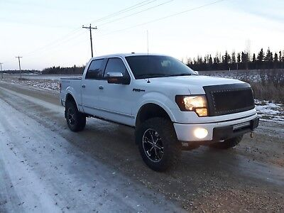 2009 Ford F-150  2009 Ford F150 Platinum, Lifted