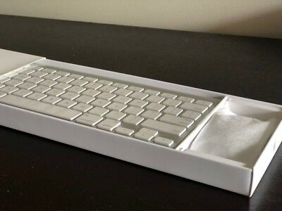 Brand New Wireless MAC Keyboard + Magic Mouse - 99 Cent Auction!