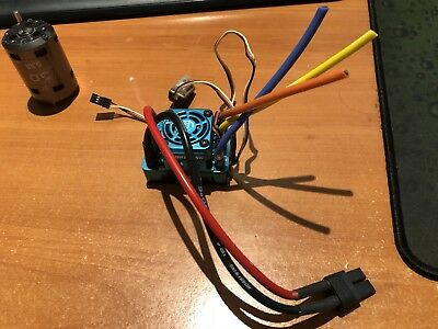 Hobbywing ESC & Speed Passion Motor