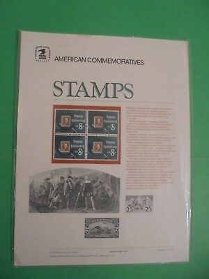 Usa Stamp Collecting Commemoratives