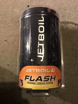 Brand New Jetboil Flash Cooking System Cooker Camping Hiking Stove Jet Boil