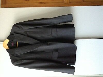 T.M.Lewin Wool And Cashmere Suit Jacket Size 10