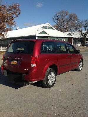 2015 Dodge Grand Caravan  Dodge Grand Caravan, Disability Equipped