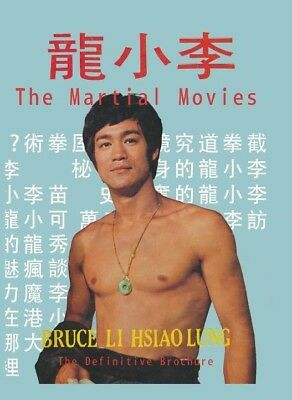New Book - Bruce Lee: The Martial Movies