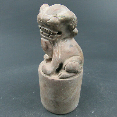 Chinese hard jade Jadeite hand-carved collection no pendant lions statue seal