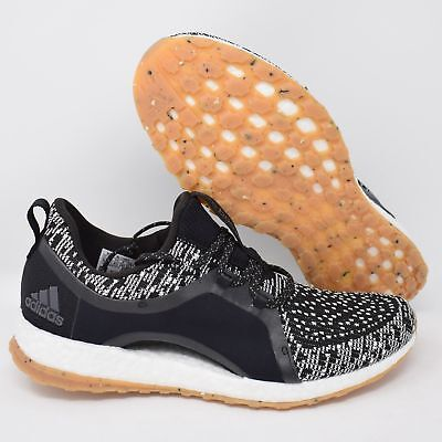 aa15a84568454 Adidas PureBOOST X All Terrain BY2691 Womens Running Shoes Black   White