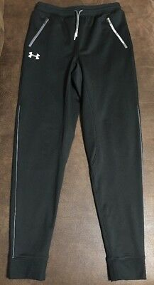 Youth Boys Size 12/14 YLG - Under Armour - Jogger Style Athletic Pants - MINT