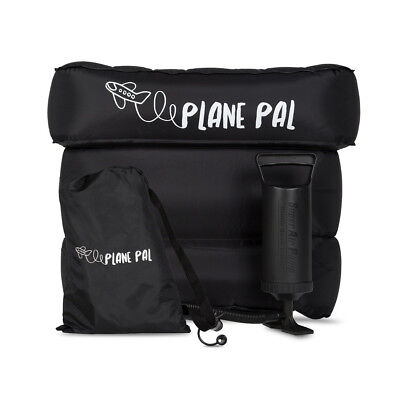 NEW Plane Pal Full Kit (inflatable pillow, pump & backpack)