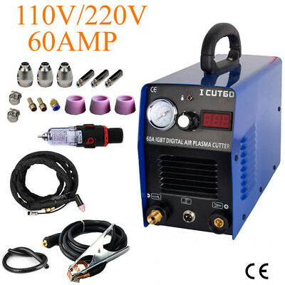 IGBT Plasma Cutting Machine IGBT Plasma cutter 60AMP offer free accessories