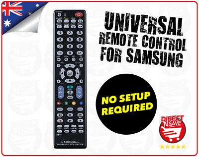 Samsung Universal Remote After Market Replacement Multi Function LCD/LED/HD TV