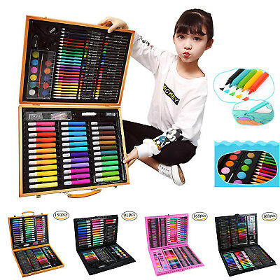 Drawing Art Set for Kids Crafts Kit Water Colour Set For Children Christmas Gift