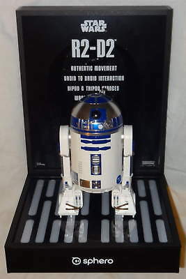 SPHERO Star Wars R2-D2 Store Display Non Working Non-Operational Model Free Ship