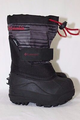 Columbia Boots Powder Bug Plus Winter/snow Baby Toddler 5 Waterproof/insulated