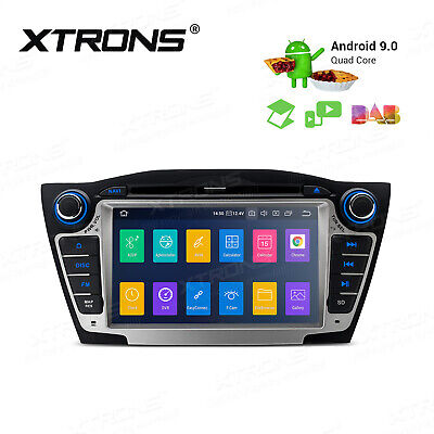 "7"" HDMI Android 7.1 Car DVD Stereo Radio GPS for Hyundai Tucson IX35 2009-2015"