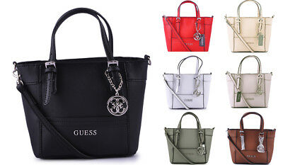 2ba677277274 Delaney Cross Pattern Small Tote Handbags With Crossbody Strap 6 Colors Bags  NWT