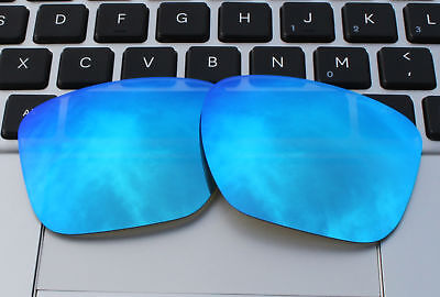 2.0mm Thickness Polarized Replacement Lenses Blue for-Oakley Sliver XL OO9341