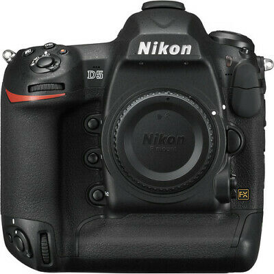 Nikon D5 DSLR Camera (Body Only, Dual CF Slots)!! BRAND NEW!!