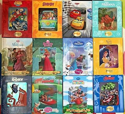 Kids/ Children Disney Magical Story books collection NEW!!!!