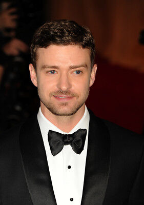 Justin Timberlake UNSIGNED photo - K8053 - HANDSOME!!!!!