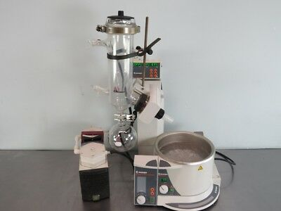 Heidolph Laborota 4001 Rotovapor with C-Glass Assembly and Warranty