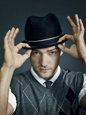 Justin Timberlake UNSIGNED photo - K8063 - SEXY!!!!