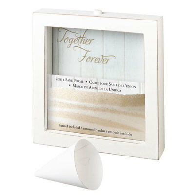 Lillian Rose Small Unity Sand Ceremony Picture Frame ~ Wedding Accessories