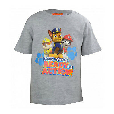 "Paw Patrol - T-Shirt ""Ready for Action!"" [110/116] NEU/OVP"