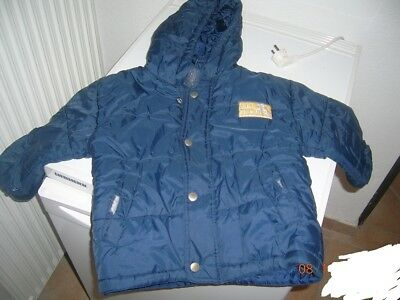 esprit jacke f r jungen gr 92 98 winter winterjacke blau. Black Bedroom Furniture Sets. Home Design Ideas