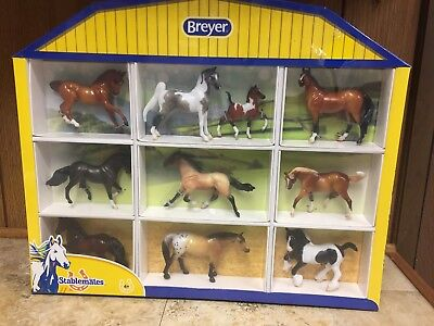 Breyer Stablemate Set Perfect Christmas Gift Free Shipping In Usa