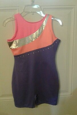 Circo Girls Leotard Unitard Size Large 10-12