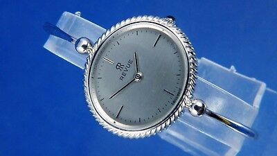 Vintage Retro Revue Mechanical Ladies Fashion Watch NOS 1970s New Old Stock