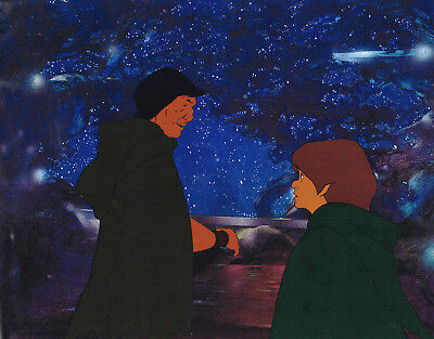 THE LORD OF THE RINGS: ORIGINAL RALPH BAKSHI ANIMATION CELS w/ Free Autograph