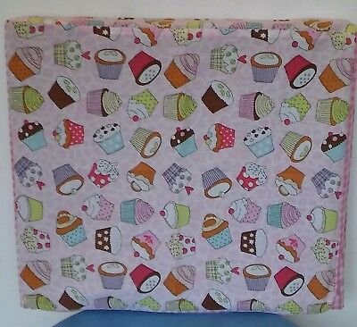 Cup cakes Wheelchair Cushion & Cover (MOBILITY STYLE AND FASHION) SALE