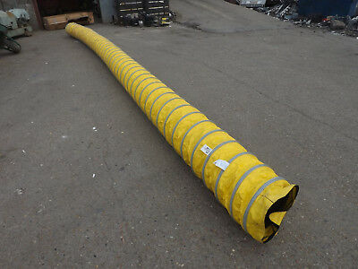 Flexfab 30cm DIAMETER  8m LONG Insulated Cooling Air Duct FLX-1202-0128 Insulfab