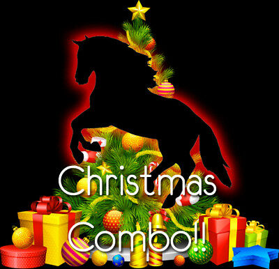 Horse Racing Software COMBO! CHRISTMAS SPECIAL!