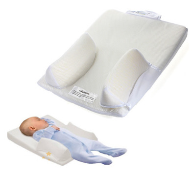 Baby Pillow Positioner Safety Infant Sleeping Bed Anti Roll Support Safe Head