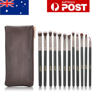 AU 20Pcs Professional Makeup Brush Set Blending Eye Shader Eyeliner Pencil Brush
