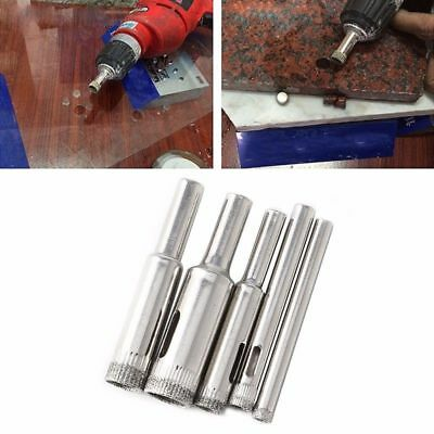 5Pcs Diamond Hole Saw Drill Bits Set Tile Ceramic Cutter Glass Marble 5mm-12mm