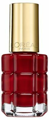 Smalto Per Unghie A Olio L'oréal Paris Color Riche 554 Carmin Parisien 13.5 Ml