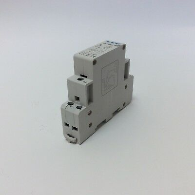 25 Amp Double Pole Contactor 1 Module Wide N/open 230V Coil Mac2P25