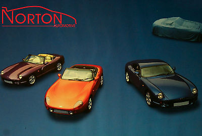 TVR Chimaera, Griffith, Cerbera, Wedge and all earlier cars purchased