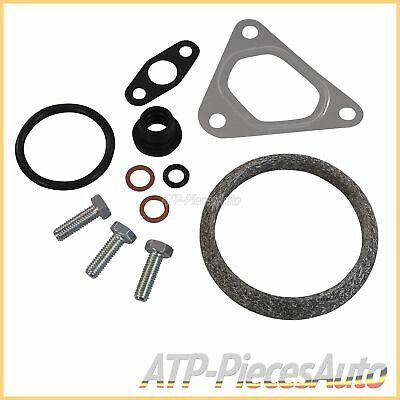 Kit D'assemblage Pour Turbo Turbocompresseuer Volvo V40 Break 2.0 T 2001-2004