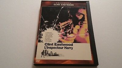 L'Inspecteur Harry / Dirty Harry (DVD) Collection Clint Eastwood- Harry Guardino